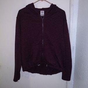 PINK Victoria's Secret velvet sweater